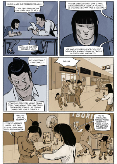Página 39 de CHORIZOS, Atraco a la española