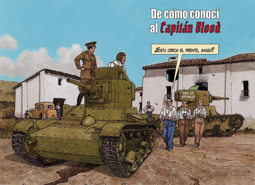 Arde Cuba comic