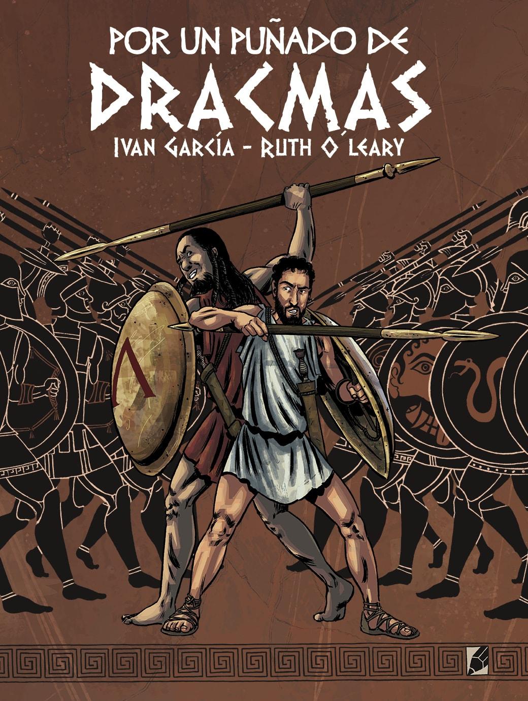 Por un puñado de dracmas, Grafito Editorial