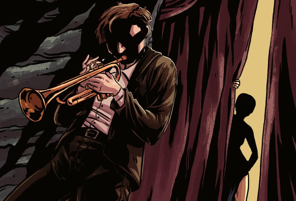 Música y misterio en el Madrid de 1920. Esto y más te ofrece el cómic Satanela, la mujer como demonio.