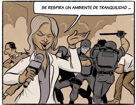 CHORIZOS atraco a la española AMA ROSA 004