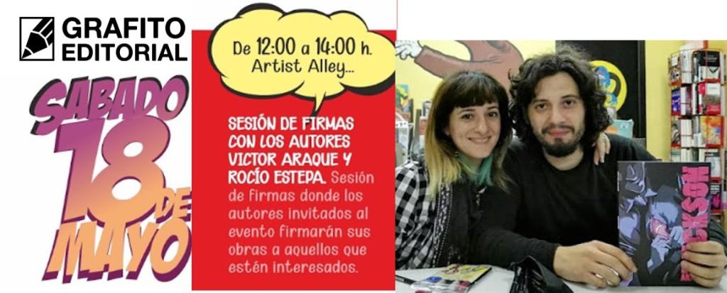 BUCKSON FESTIVAL DE CÓMIC DE ÚBEDA