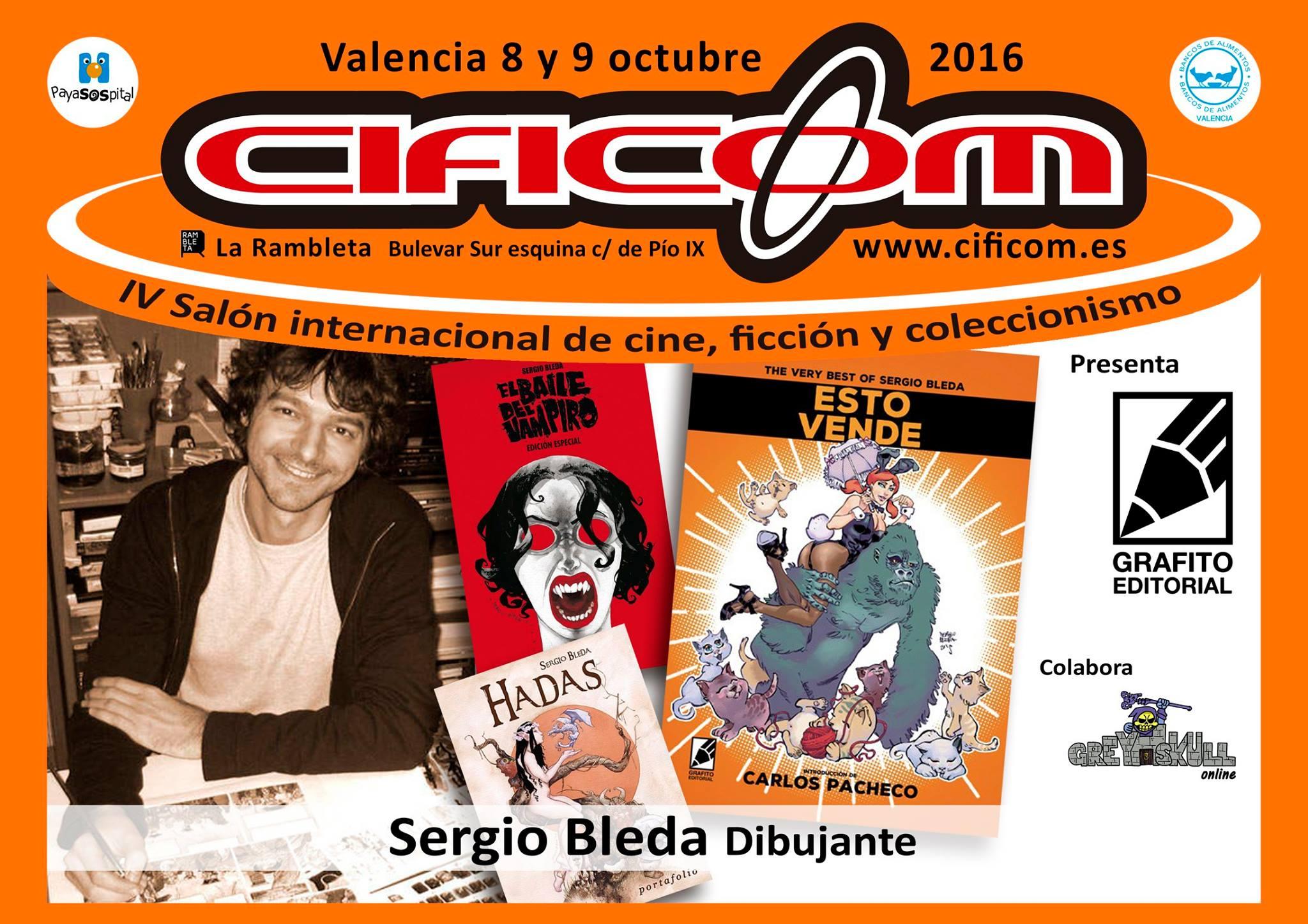 Sergio Bleda Grafito Editorial