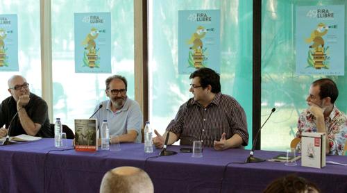 comic novela grafica valencia feria del libro