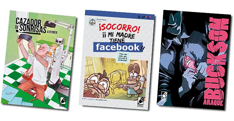 grafito editorial vende licencias de cómic en el mercado francés
