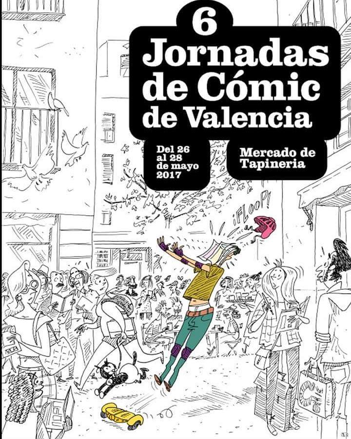 jornadas comic valencia