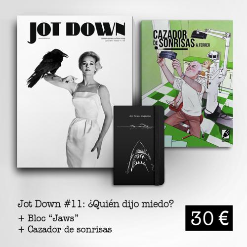 jot down