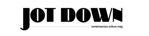 cartelera de la revista cultural JOT DOWN