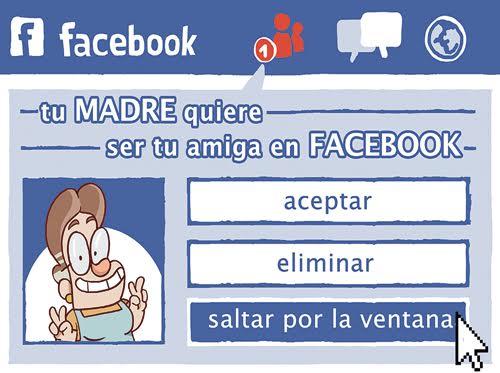 madre facebook
