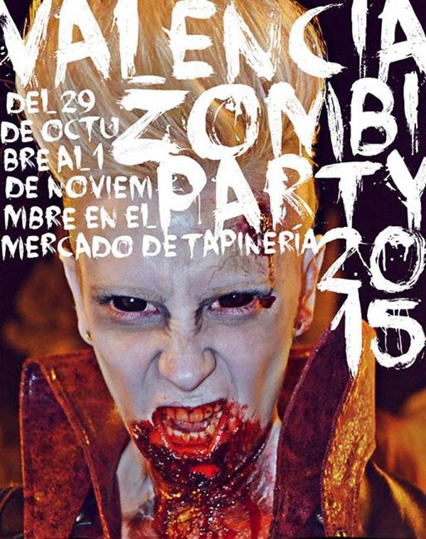 valencia zombi party 2015