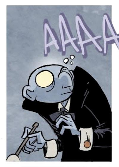 Conoce Vampi, un cómic infantil de la línea lapicero de GRAFITO EDITORIAL