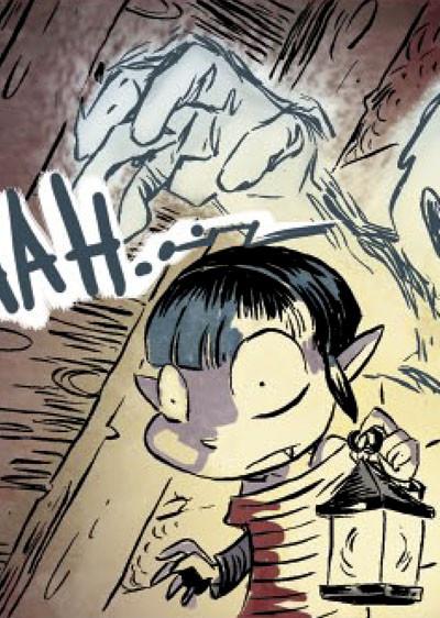 VAMPI. Un cómic de Jose Fonollosa