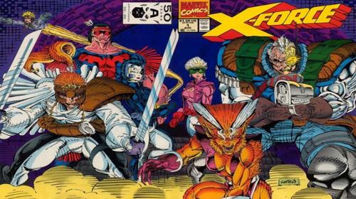 portada de el cómic X-Force nº1
